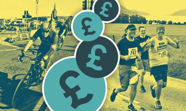 Events such as Etape Loch Ness and the Loch Ness Marathon are helping the Highland economy to recover