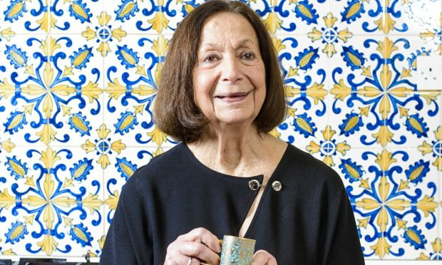 Claudia Roden.