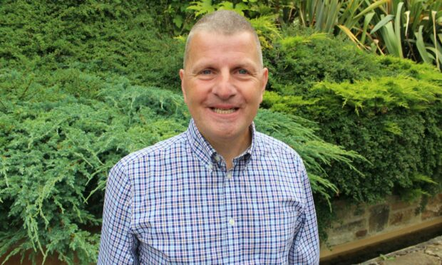 Head of community services, Colin Hilditch, gives advice on how to cope with sight loss.