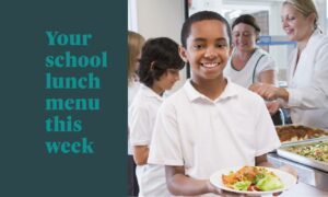 What's on offer from the school canteen?