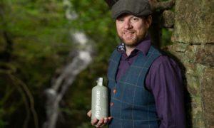Mike Stuart of Foghouse Spirits.