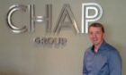 Fraser Taylor, who has joined Chap Group as operations director.