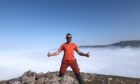 Ex-army man Gavin Taylor will be taking on the daunting task of running from Ballater to Peterhead in aid of charity