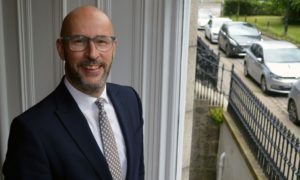 Solicitor Ian Woodward-Nutt.