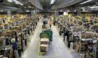 Logistics is a growth market, thanks to the success of online retailers such as Amazon.