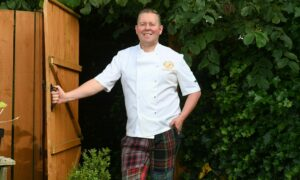 Craig Wilson shares a two-course menu perfect for Autumn.