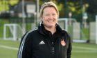 Aberdeen FC Women's co-manager Emma Hunter.