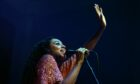 Corinne Bailey Rae performing at the Music Hall. Picture by Kami Thomson