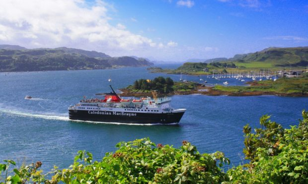 Calmac have been forced to cancel a number of services departing to and from Oban due to a technical fault onboard the MV Coruisk.