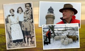 Ian Ramon: Highland councillor, Ardnamurchan Lighthouse keeper and crofter.