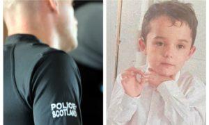 Carson Shephard. Photo: DCT Media/Police Scotland