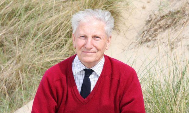 Major Graham Dunnett.