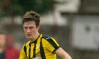 Nairn midfielder Kenny McKenzie is hoping for a return to form in the Scottish Cup