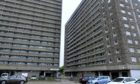 Greig Court and Hutcheon Court, Aberdeen. Around 40 council housing staff are to go on strike for four days as a row over changes to their roles escalates.