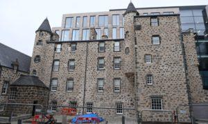 Provost Skene's House is undergoing a £3.8 million revamp.