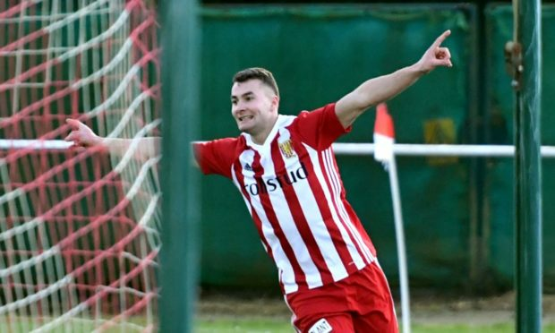 Formartine United's Scott Lisle is hoping they can have another Scottish Cup run to remember
