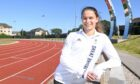 On your marks: Engineering and athletics has proved to be a winning formula for Olympian Zoey Clark.