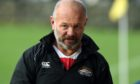 Orkney head coach Garry Coltherd. Rugby.