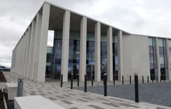 Inverness Justice Centre.