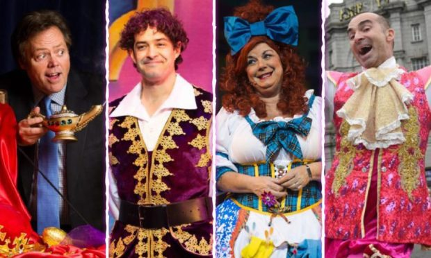 Previous panto stars have included Jimmy Osmond, Lee Mead, Elaine C Smith, and Louie Spence... but who might be next?