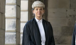 The Lord Advocate Dorothy Bain QC