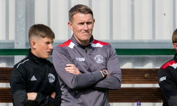 Wick manager Gary Manson was disappointed not to beat Bo'ness United in the Scottish Cup