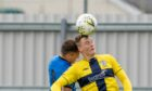 Steven Anderson, right, is aiming to end Wick's winless run when they play Rothes