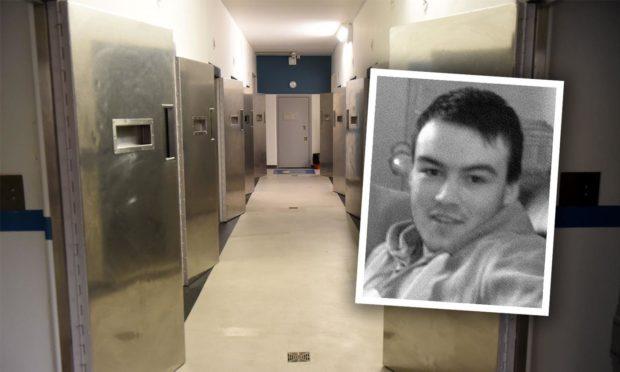 Warren Fenty died in Kittybrewster Police Station's custody suite