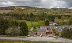 Horse riders are sure to be impressed by Wickerinn Farmhouse.