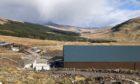 Cononish gold mine in Argyll