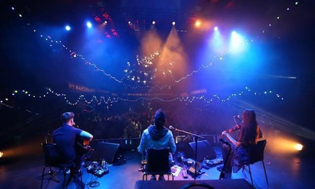 Scottish folk band Talisk will be performing at the festival