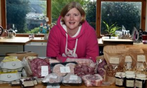 Louise Urquhart has run Louise's Farm Kitchen for the past five years.