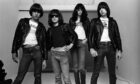 The Ramones in their original Perfecto jackets