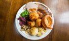 A Sunday roast.