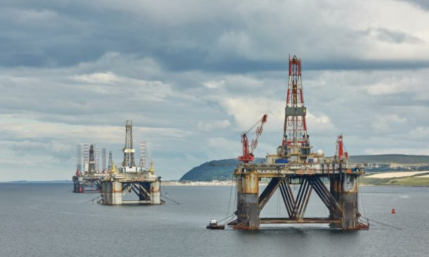 The UK Government is promising to support the oil and gas industry