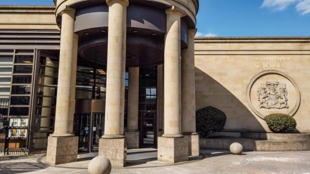 Man to go on trial accused of attacking partner with pole