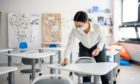 Teachers were not at increased risk of hospital admission or severe COVID-19 during 2020-21 academic year, a new study has found.