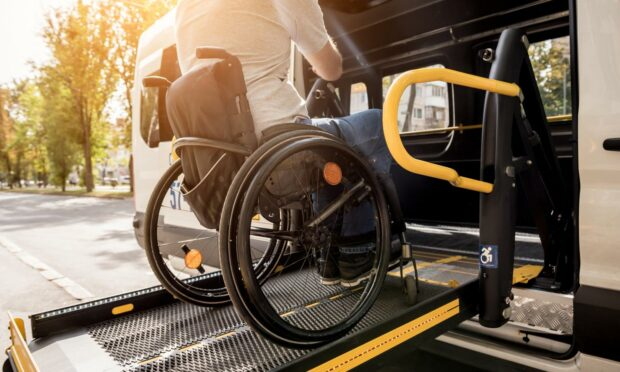 Disabled people are often marginalised and forgotten by society (Photo: Roman Zaiets/Shutterstock)