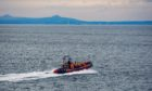 Coastguard teams were called to assist at 2.50pm.