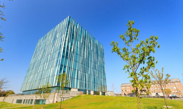 Students will soon return to the University of Aberdeen's campus for a new academic year (Photo: James Jones Jr/Shutterstock)