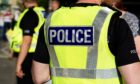 Police are appealing for information after a Buckie community garden was broken into.