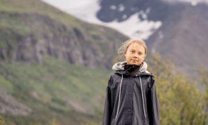 Greta Thunberg is behind Fridays for Future.