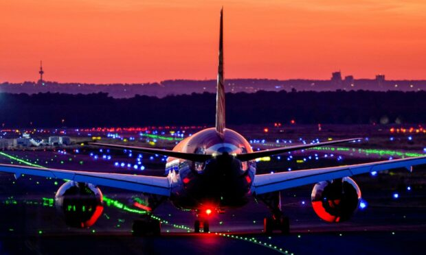 Air travel is back, but not as we once knew it. (Photo: Michael Probst/AP/Shutterstock)