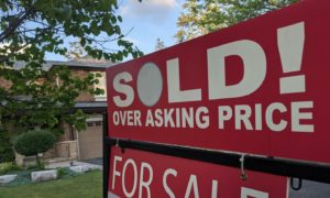 At the end of July the average price stood at £207,877.
