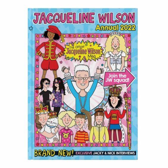 Jacqueline Wilson 2022