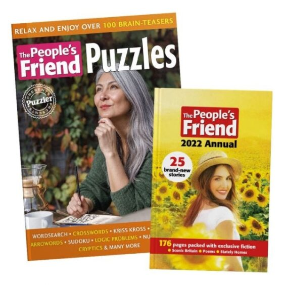 The Peoples Friend and Puzzles