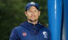 Scotland head coach Shane Burger.