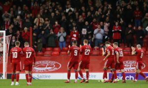 ANALYSIS: No better stage than Ibrox for Aberdeen to prove they are back on track