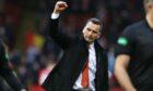 Aberdeen boss Stephen Glass.