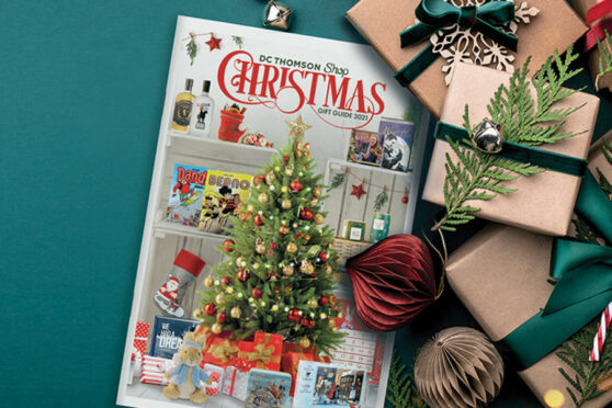 DC Thomson Shop Christmas Gift Guide